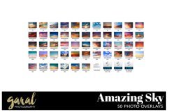 AMAZING Sky Overlays, JPG Collection and Sky Replacer Action Product Image 5