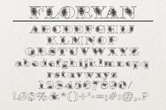 Floryan Font Product Image 4