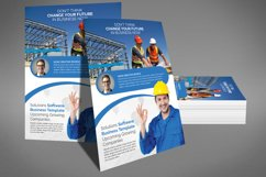 Construction Flyer Templates Product Image 2