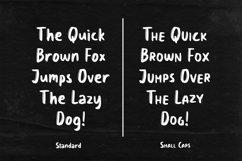 Web Font Chalkies - Solid Chalk Font Product Image 5