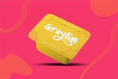 Web Font Cliff Athar - Modern Cute Font Product Image 2