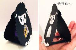 Animal egg holder designs Duck, Rabbit, Penguin and Lamb Product Image 4