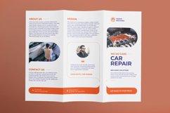 Car Repair Brochure Trifold Product Image 2