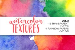 WATERCOLOR TEXTURES VOL.2 Product Image 2