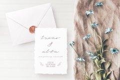 Serene Beauty Handwritten Font Duo Product Image 6