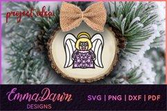 AMI THE ANGEL SVG MINI BUNDLE 7 DESIGNS Product Image 9