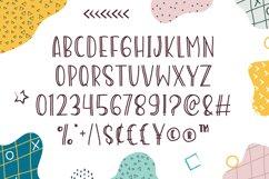 Binggo - Display Handwritten Font Product Image 3