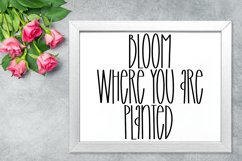 Spring Cleaning - A Quirky Handlettered Font Product Image 2