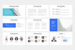 BizPro | Proposal Google Slides Template Product Image 4