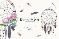 DREAMCATCHERS watercolor set Product Image 1
