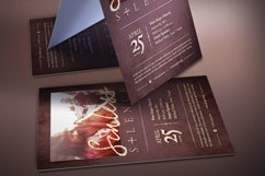 Sinless Church Flyer Template Product Image 3
