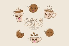 Coffee and Cookie Font Product Image 3