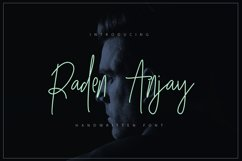 Raden Anjay Product Image 1