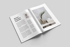 Magazine | MS Word & Indesign Product Image 5