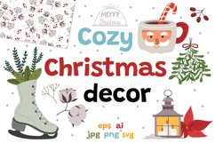 Cozy Christmas decor Product Image 1