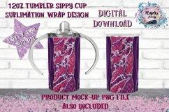 20oz| 12oz |Sublimation Agate Tumbler Wrap |Design Bundle Product Image 2
