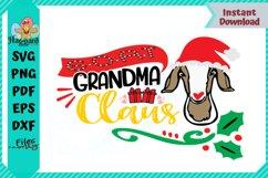 G.O.A.T Grandma Claus Product Image 1