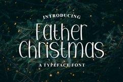Web Font Father Christmas Product Image 1