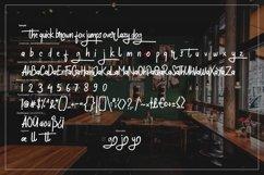 Halybed   Grunge Typeface Font Product Image 6