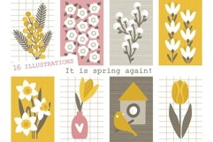 SPRING illustrations & patterns Product Image 4