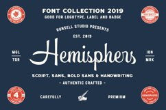 Hemisphers Font Collection Product Image 1