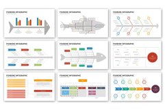 Fishbone Presentation - Infographic Template Product Image 3