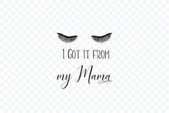 I Got It from My Mama Product Image 2