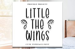 Little The Wings Product Image 1