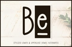 Skinny Doodle Font PLUS FREEBIES! | Cozee Product Image 2