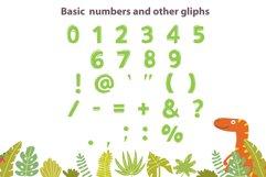 Dinosaur Font Product Image 3