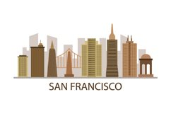 Skyline san francisco Product Image 1