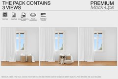 Kids Room - Curtain Pillows Wall Product Image 3