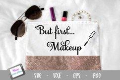 Makeup Bundle - 8 Makeup Bag SVG Designs Product Image 5