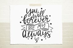 Love quote SVG Cutting file Product Image 1