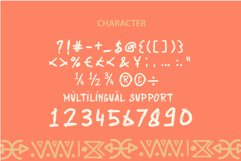 Rabsy African pattern font Product Image 4