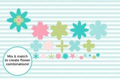 Flower Cut File Bundle Product Image 2