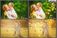 Romantic Bokeh Photo Overlays Product Image 6