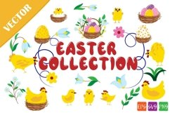 Easter collection SVG Product Image 1