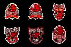 basketball logo Product Image 1