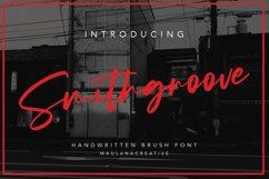Smithgroove Handwritten Brush Font Product Image 1