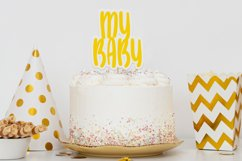 King Coalifa - A Cute Crafted Font Product Image 9