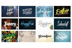 Mega Exclusive Font Bundle - 350 Font Product Image 27