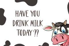 Milkhouse - Handwritten Font Product Image 6