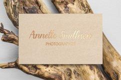 Amaryllis - a modern calligraphy typeface with swashes Product Image 4