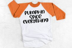 Happy Harvest - A Cute Hand-Lettered Fall Font Product Image 2