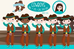 Cowboys vector, svg, png Product Image 6
