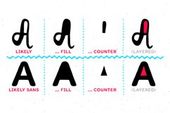 Likely Font Family Product Image 4