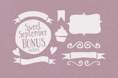 Handwritten font - Sweet September Product Image 4