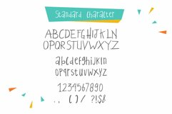Nabilang - A Handwritten Font Product Image 5