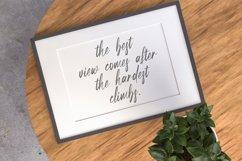 Partiny Agathi - Handwritten Font Product Image 4